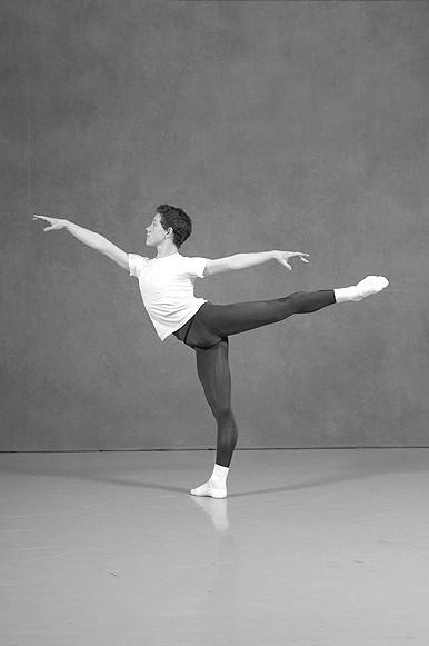 Kilbane 1st arabesque