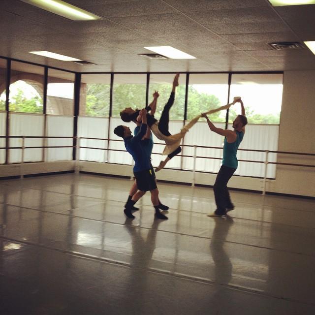 Owen:Cox&choreog Penny