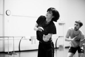 "Lauren Edson, Choreographer, ""From Under the Cork Tree"""